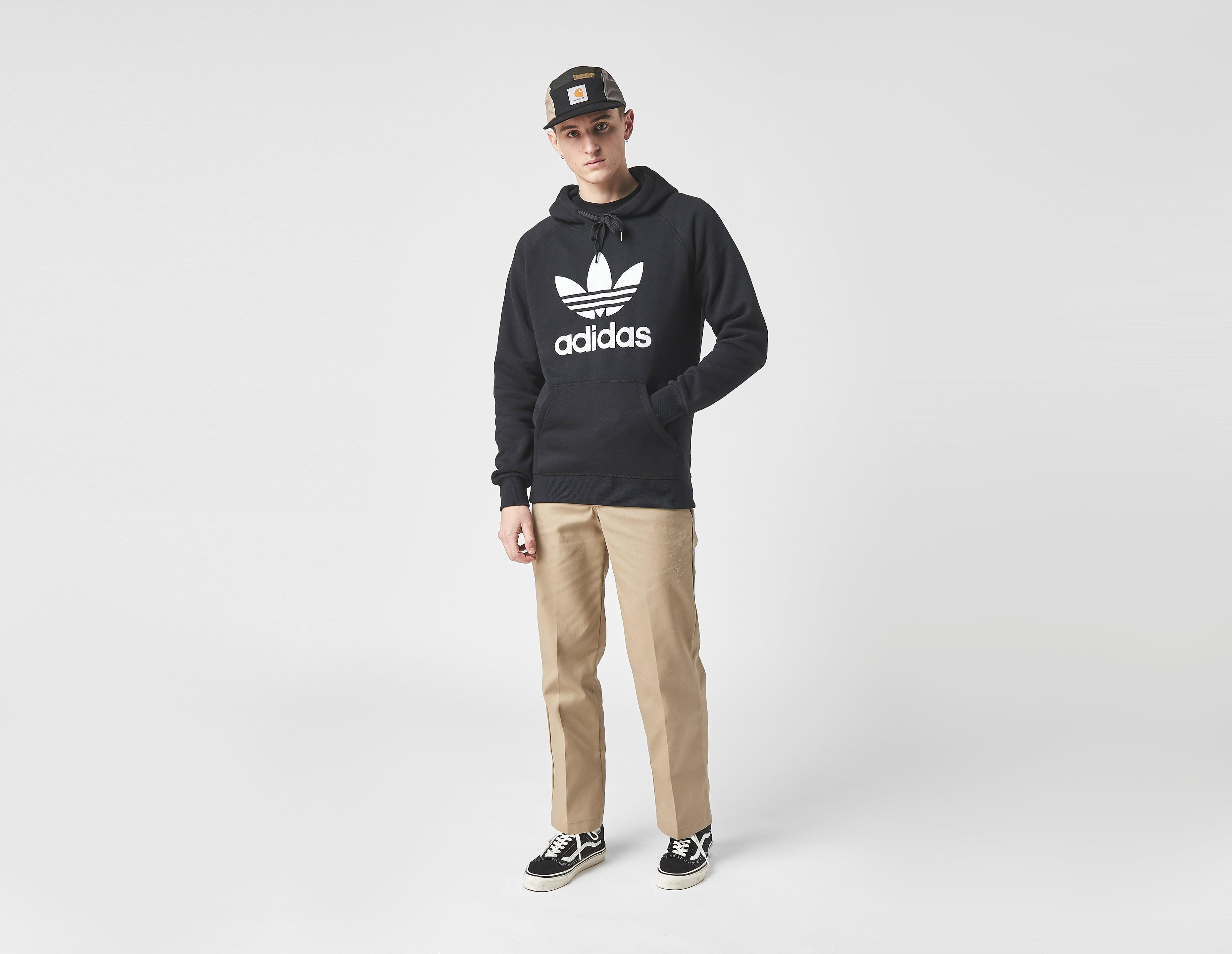adidas Originals Trefoil-hoodie, Black