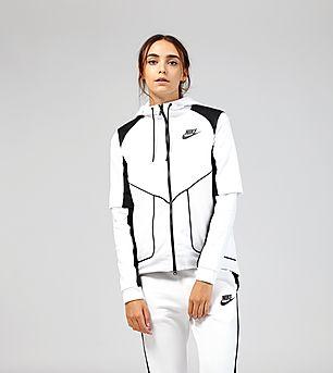 Nike Perforated Full Zip Hoody