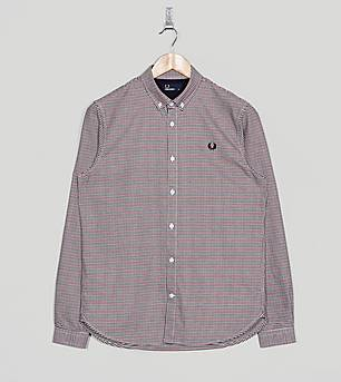 Fred Perry Oxford Gingham Shirt
