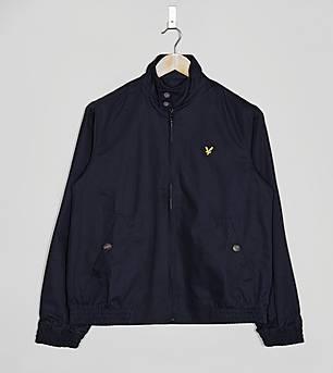 Lyle & Scott Lined Harrington Jacket