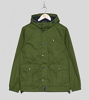 Lyle & Scott Fleece Lined Jacket
