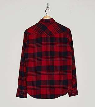 Levi's Western Check Shirt