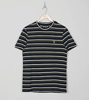 Lyle & Scott Tram Stripe T-Shirt