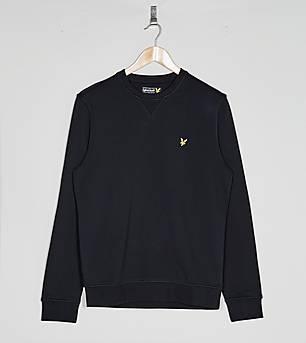Lyle & Scott Plain Crew Sweatshirt