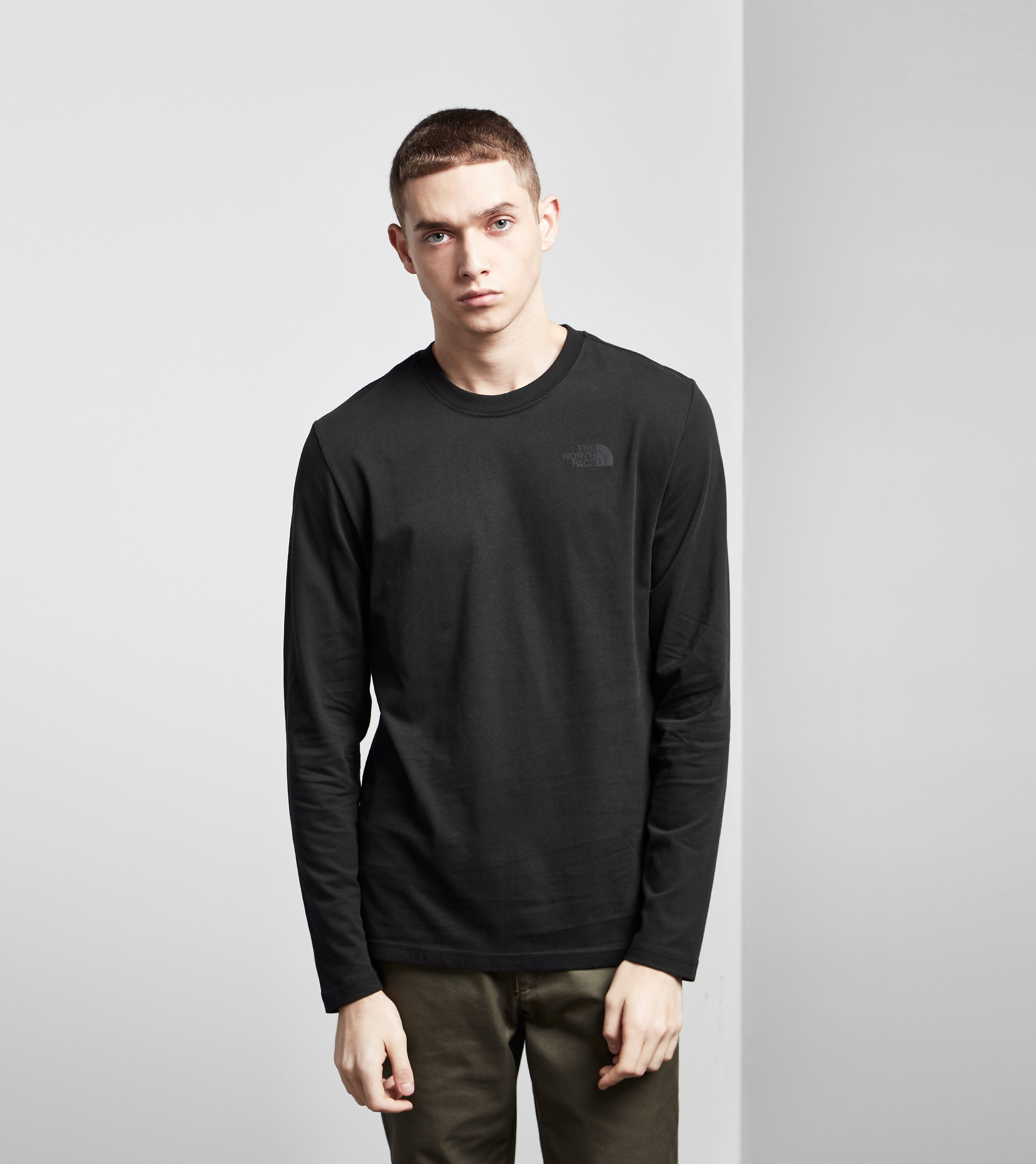The North Face Fine Box Long-Sleeved T-Shirt - size? Exclusive