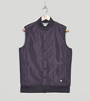 LEFTFIELD Crusaders Gilet - size? Exclusive