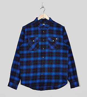 Dickies Long Sleeved Sunfield Checked Shirt