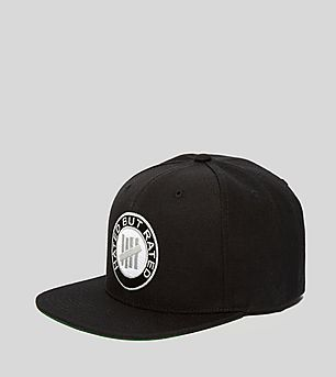 Undefeated Rated Snapback Cap