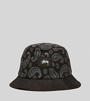 Stussy Simple Paisley Bucket Hat