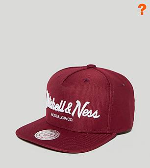 Mitchell & Ness Bambo Script Snapback Cap - size? Exclusive