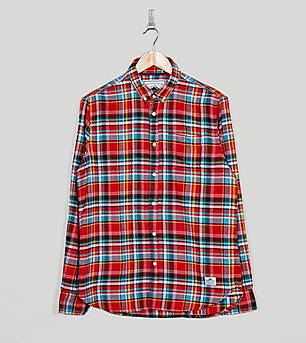 Penfield Jansen Plaid Shirt