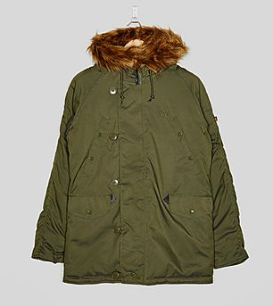 Alpha Industries Explorer Parka Jacket