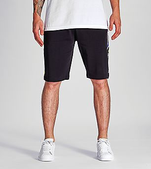 Le Coq Sportif Retro Running Shorts