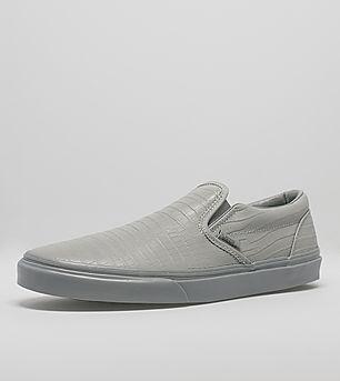 Vans Slip On CA Croc Leather - size? Exclusive