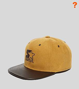 Starter Hampshire Suede Cap - size? Exclusive
