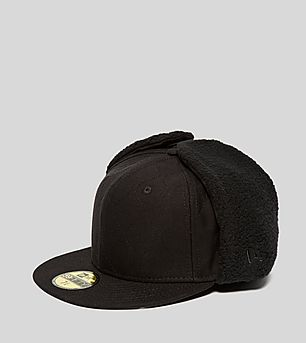 New Era Quilted Dogear Cap