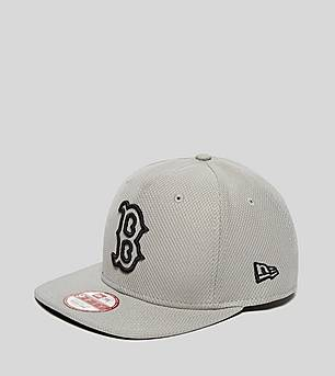 New Era Red Sox 9FIFTY Snapback Cap
