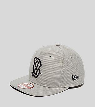 New Era Red Sox 9FIFTY Snapback Cap