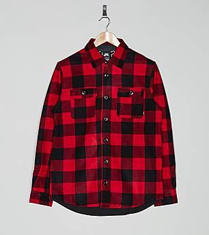 Nike SB Holgate Wool Long Sleeve Shirt