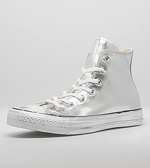 Converse All Star Hi 'Chrome Silver' Women's