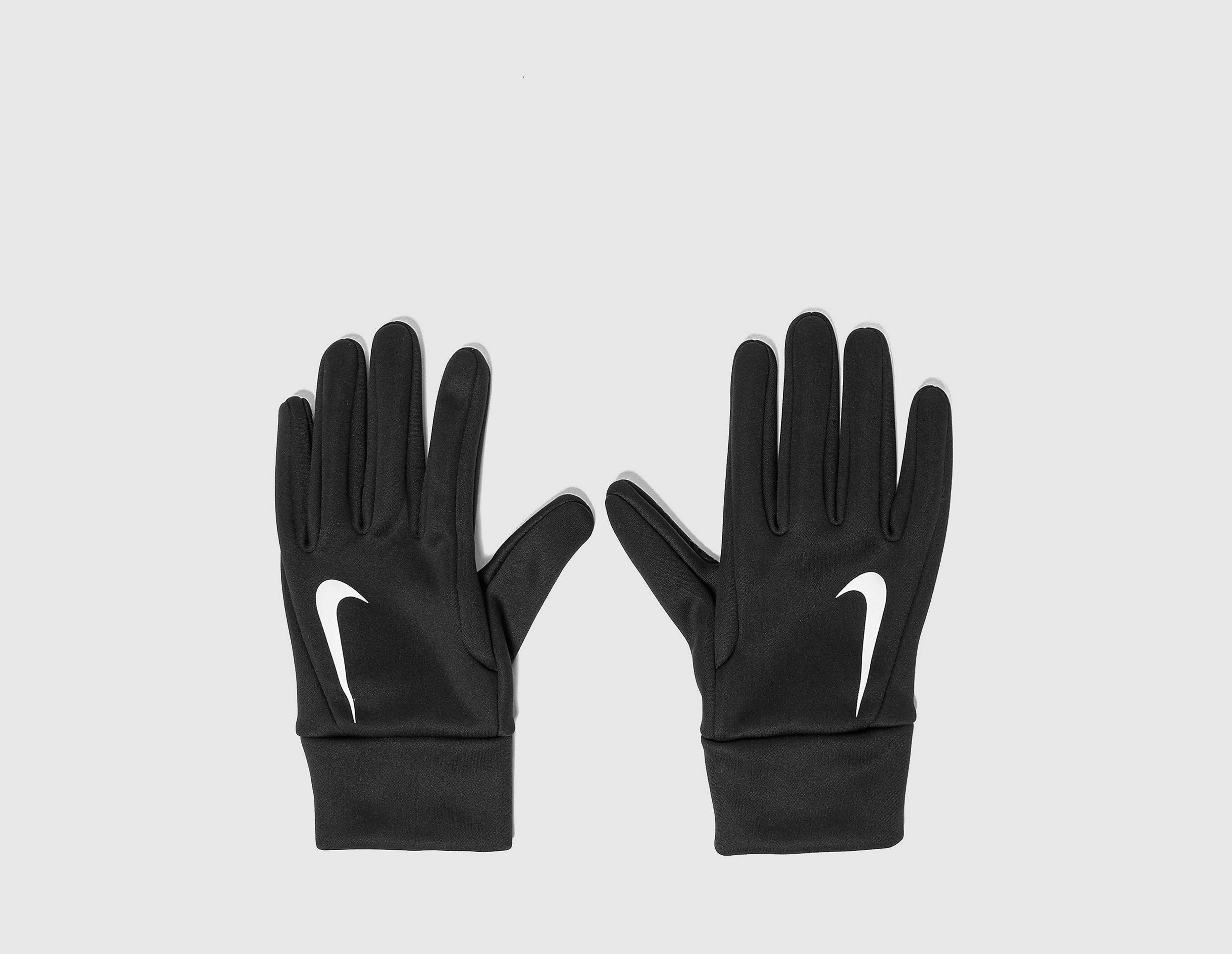 Nike Hyperwarm Field Player Gloves, Zwart
