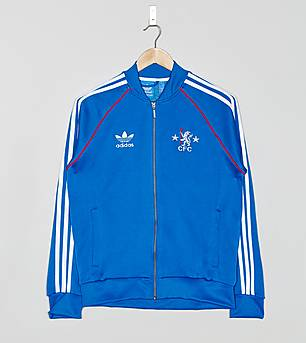 adidas Originals Chelsea FC Superstar Track Jacket