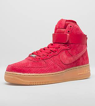 Nike Air Force 1 Hi Suede Women's