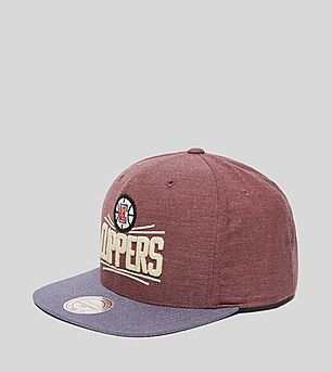 Mitchell & Ness Pro Clippers Snapback Cap