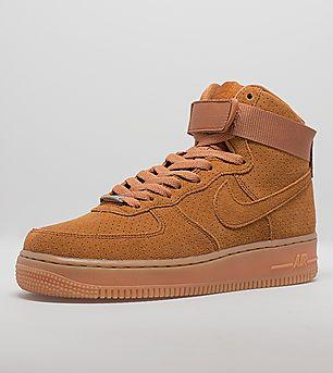 Nike Air Force 1 Hi Suede Women's