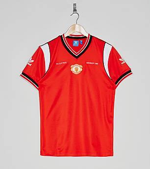 adidas Originals Manchester United 85 Cup Jersey