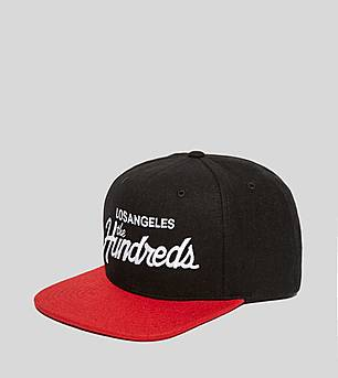 The Hundreds Team Snapback Cap