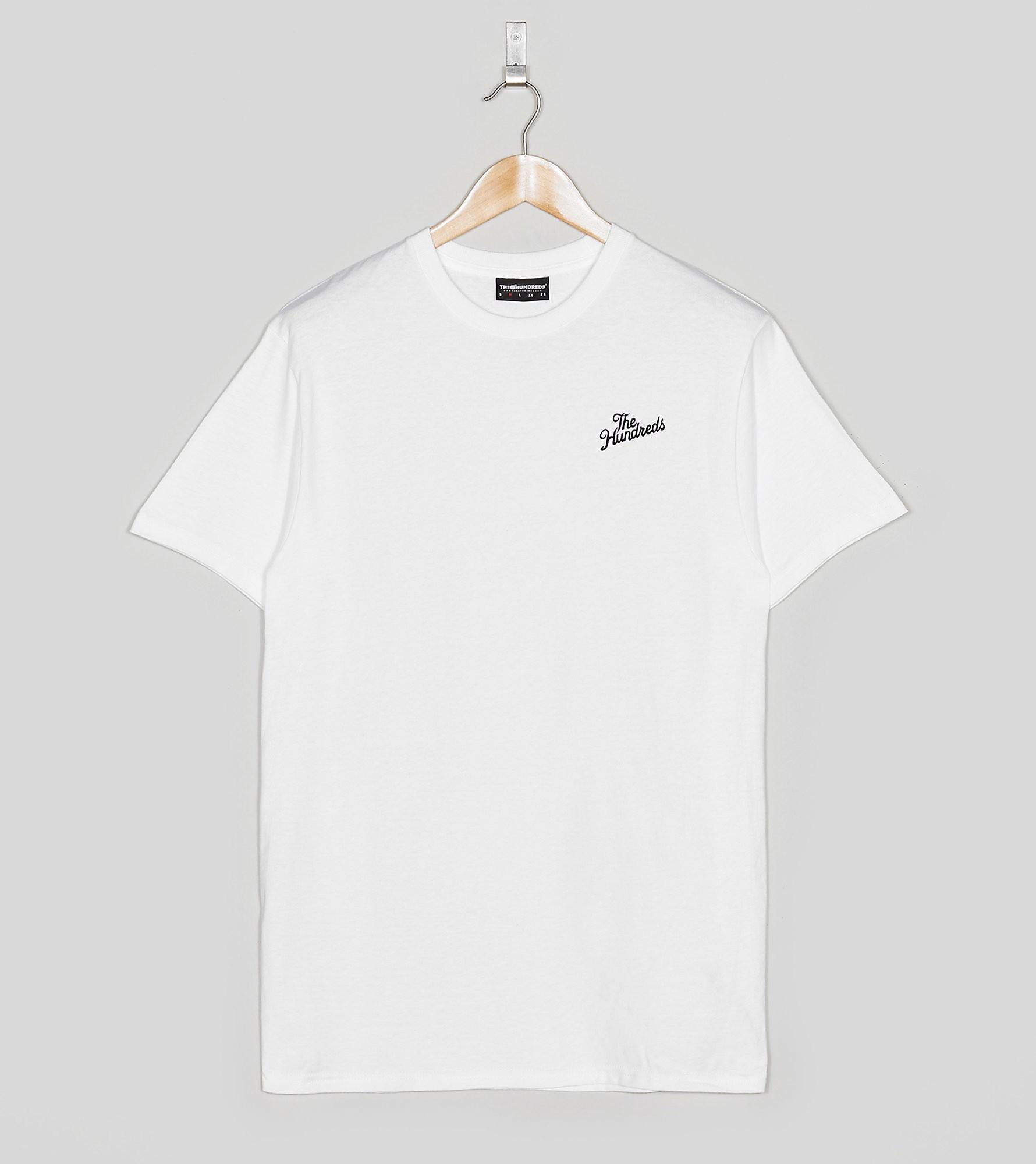 The Hundreds Slant Crest T-Shirt