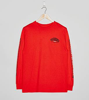 The Hundreds Chapter Long Sleeved T-Shirt