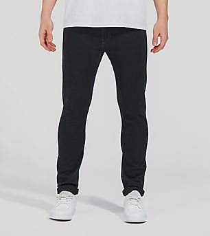 Lee Malone Skinny Jeans 'Ink Black'