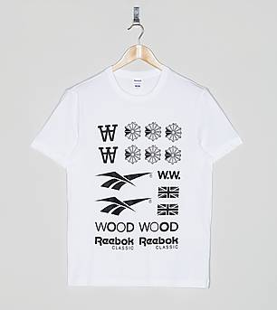 Reebok x Wood Wood T-Shirt