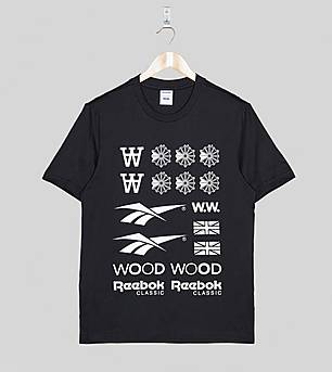 Reebok x Wood Wood T-Shirt