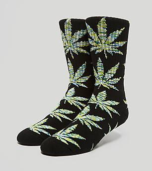 HUF Plantlife Melange Socks