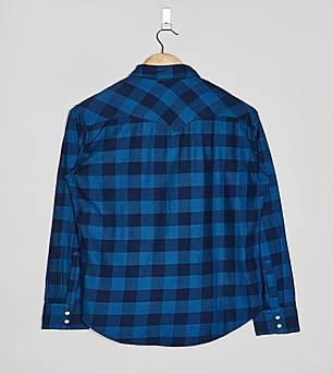 Levis Barstow Plaid Check Shirt