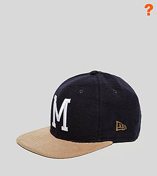 New Era Milwaukee Brewers 9FIFTY Snapback Cap