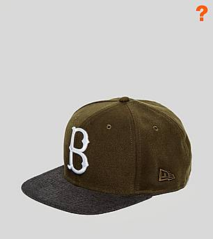New Era Boston Red Socks 9FIFTY Snapback Cap
