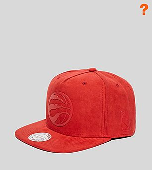 Mitchell & Ness Sonic Suede Snapback Cap - size? Exclusive