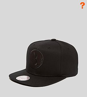 Mitchell & Ness Team Brooklyn Nets Snapback - size? Exclusive