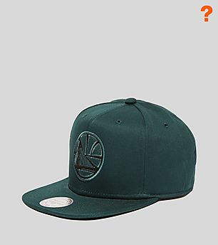 Mitchell & Ness Golden State Snapback - size? Exclusive