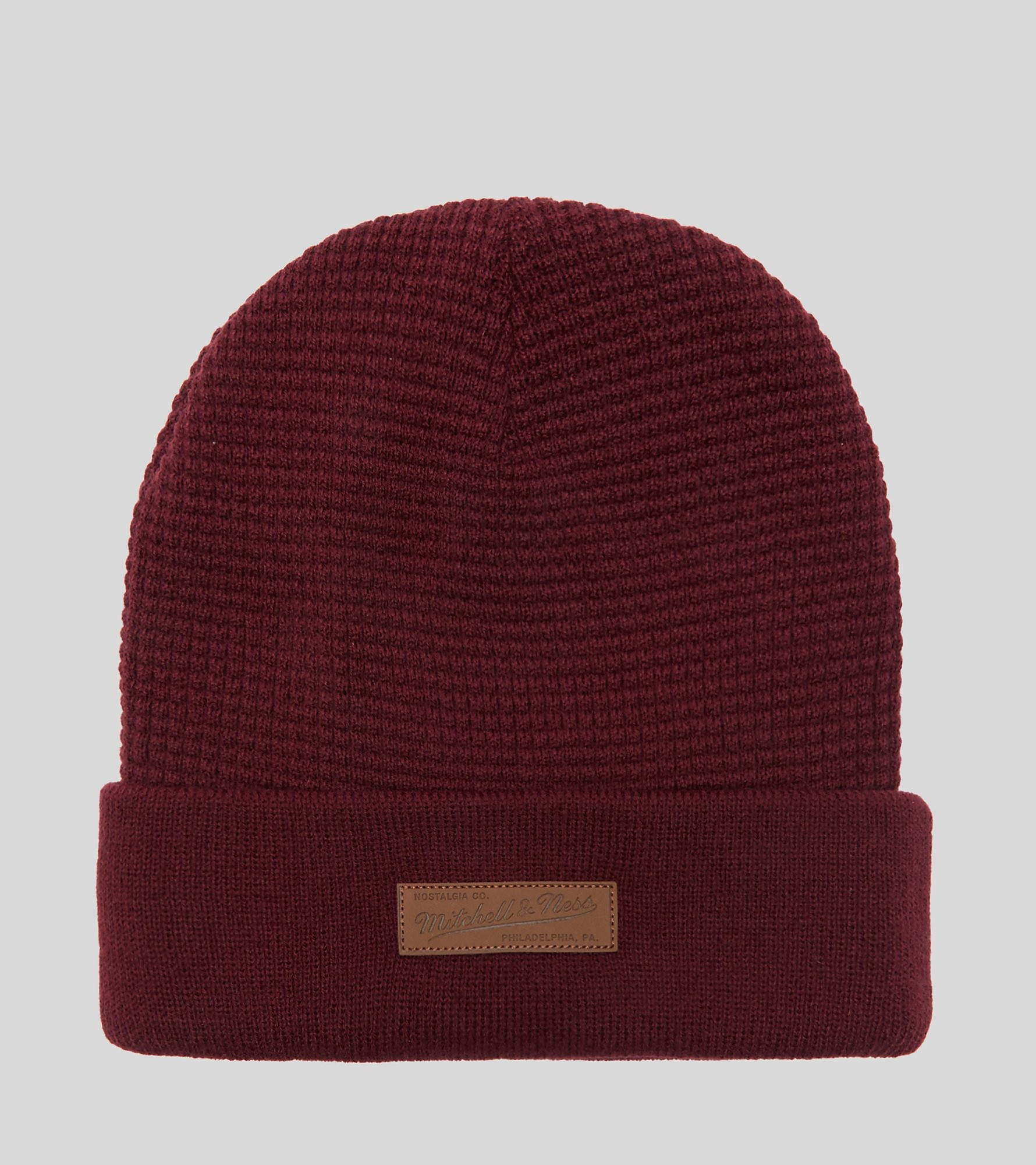 Mitchell & Ness Waffle Beanie Hat - size? Exclusive
