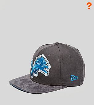 New Era Lions 9FIFTY Snapback Cap - size? Exclusive