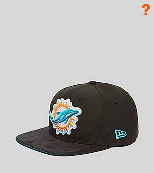 New Era Dolphins 9FIFTY Snapback Cap - size? Exclusive