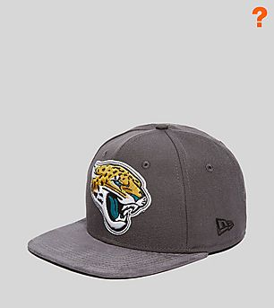 New Era Jaguars 9FIFTY Snapback Cap - size? Exclusive