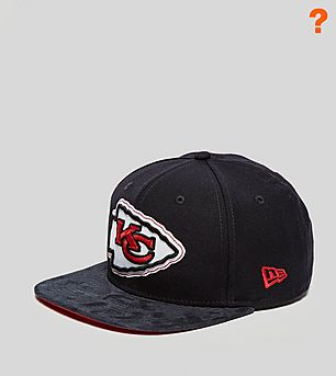 New Era Chiefs 9FIFTY Snapback Cap -size? Exclusive