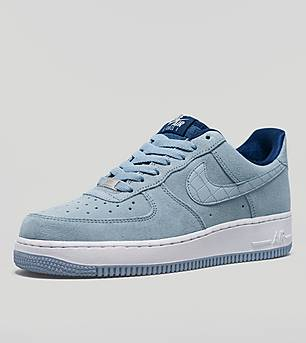 Nike Air Force 1 '07 Suede Women's