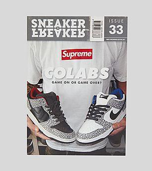 Sneaker Freaker Issue 33
